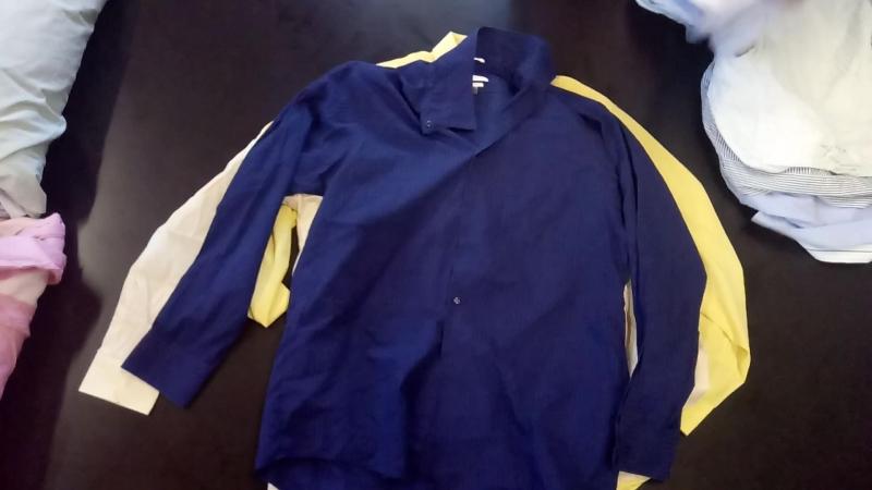 Образцы позиции Рубашки 15кг 150р кг продан
