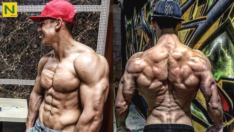 カッコいい筋肉をつくる究極の自重ワークアウト【筋トレ】