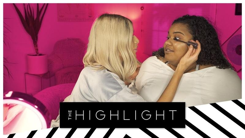 Kristen Hancher Selena Sousa Sampson on Roommate Problems   Friend Makeover - The Highlight