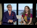 Mommy Vlogger vs Working mom, our chat with Anna Kendrick Paul Feig for A Simple Favor