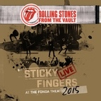 The Rolling Stones альбом Sticky Fingers Live At The Fonda Theatre