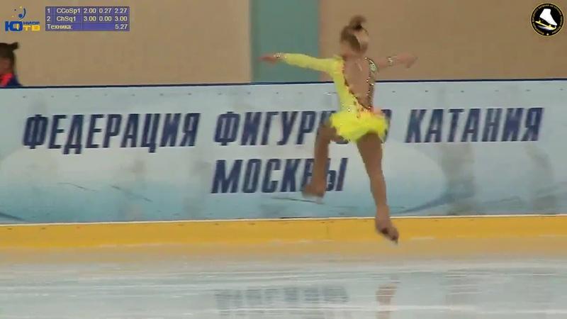 Альбина ГЕРАСИМОВА на призы Юниор ТВ 2018 Albina Gerasimova