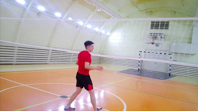 🏐Как увеличить прыжок в волейболе? (Часть 4)