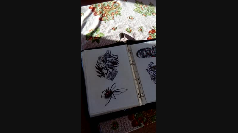 3д паук