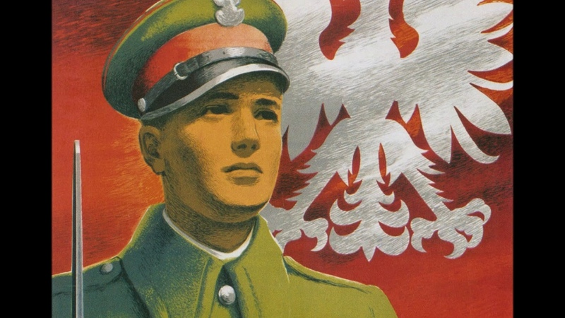 Marsz Gwardii Ludowej (March of the People's Guard) Polish Partisan song