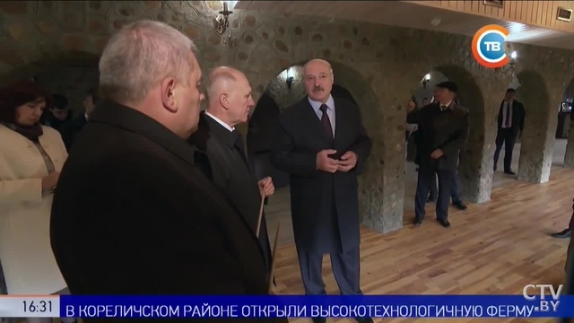 Лукашенко — Путину: Что ты там смотришь? Могилёв же не Гродно.