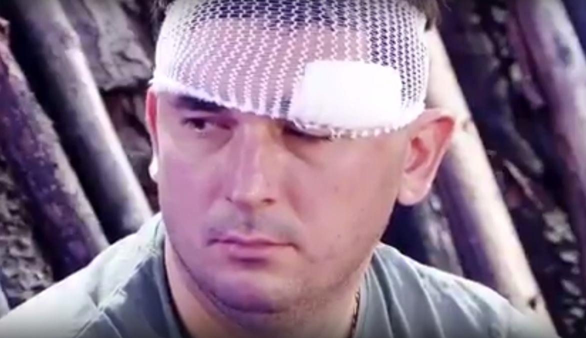 Шабарин получил сковородкой по голове