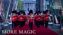 Grenadier Guards Fantastic Beasts and Lumos