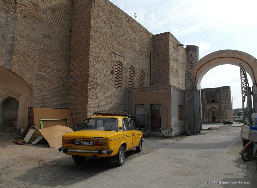 Жигули, Бухара, Узбекистан 2019