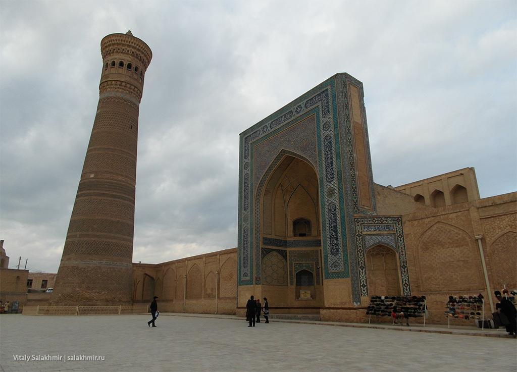 Минарет Калян, Узбекистан, Бухара 2019