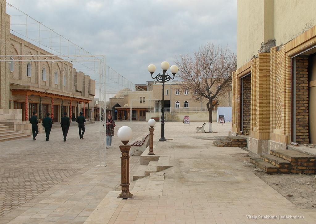 Исторические районы Бухары, Узбекистан 2019