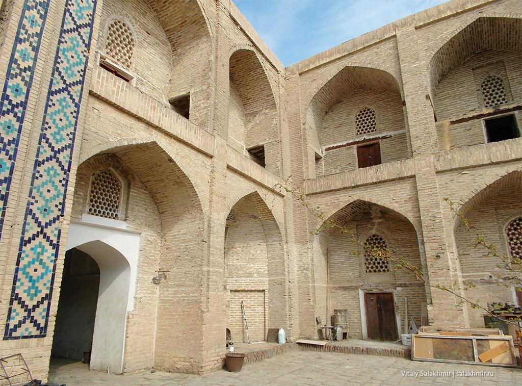 Реконструкция здания, Бухара 2019, Узбекистан
