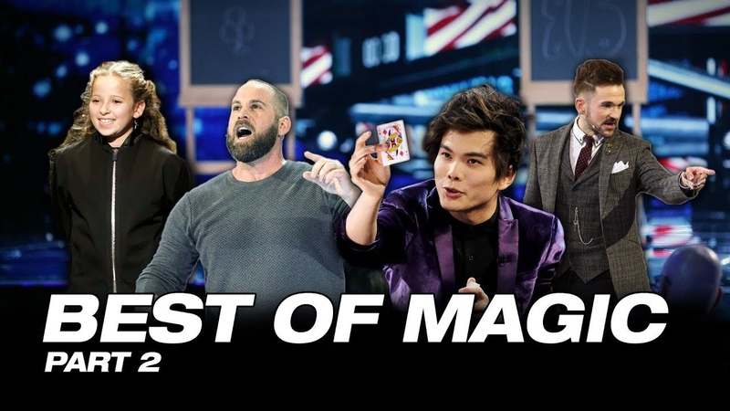 Wow These Magic Tricks Will Blow Your Mind America's Got Talent The Champions