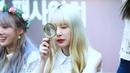 [Fancam] 180926 WJSN Seola Soundwave Bundang fansigh @ Seola