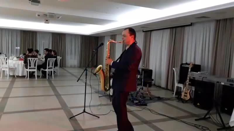 Саксофонист на мероприятие Москва