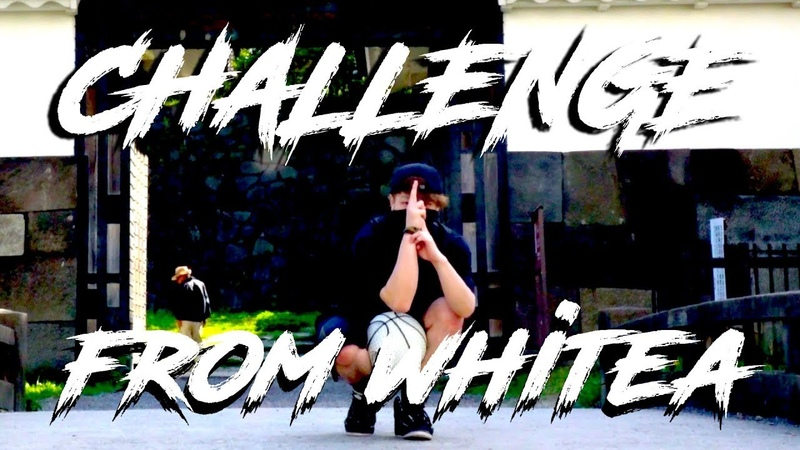 Freestyle Basketball Challenge from whitea - NINJA SKILL BALLERZ