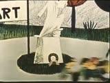Пети на конкурсе самокатов (Венгрия, 1963) короткометражный мультфильм, советская прокатная копия