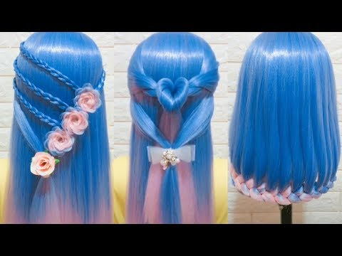 26 Braided Back To School HEATLESS Hairstyles! 🌺 Best Hairstyles for Girls | Part 14