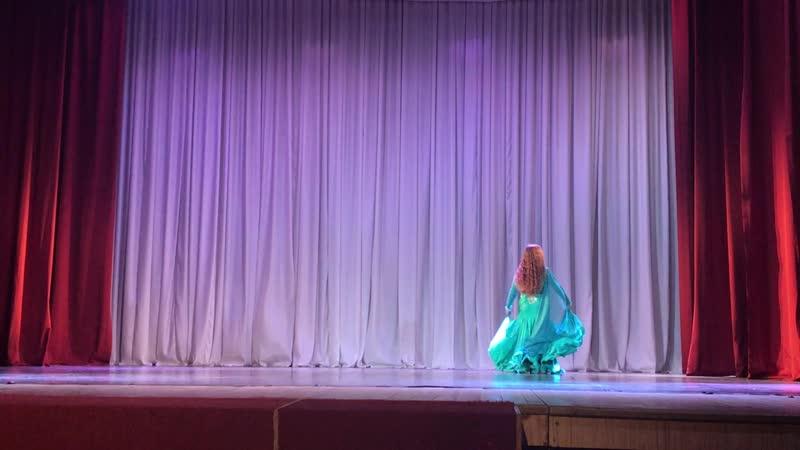 Сизова Ирина, классика, 1 место, Таганрог