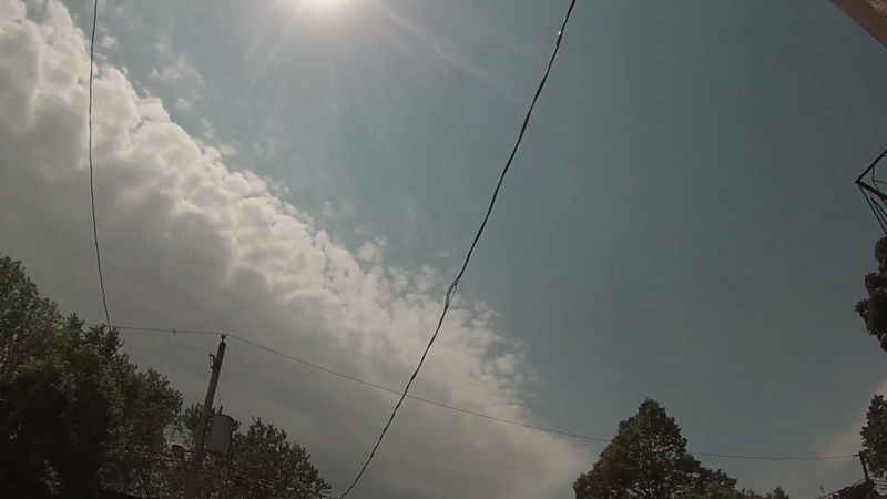 2017 ONEALEARTH TOXIC CLOUD SEEDING Acetonesilver Iodide Sky TIMELAPSE 10,11,12 June Montreal