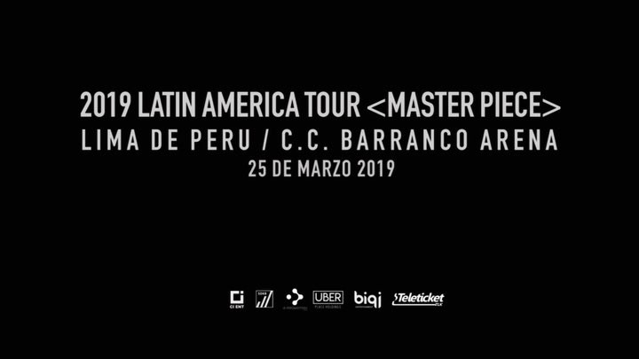 "김형준 KIMHYUNGJUN 金亨俊 キム・ヒョンジュン on Instagram: ""[2019 KIM HYUNG JUN LATIN AMERICA TOUR ] PERU (LIMA) DATE: 2019. 03. 25 (MON) 8PM VENUE: C.C. BARRANC..."