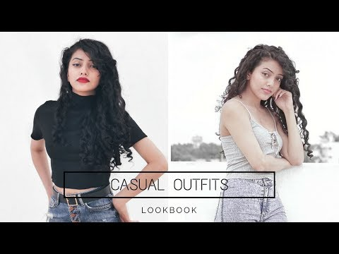 My Lookbook | Smart Casual Outfit Ideas 2018