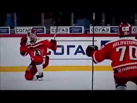 Хоккей. Автомобилист – Локомотив 5 – 4 ОТ .Смотреть всем