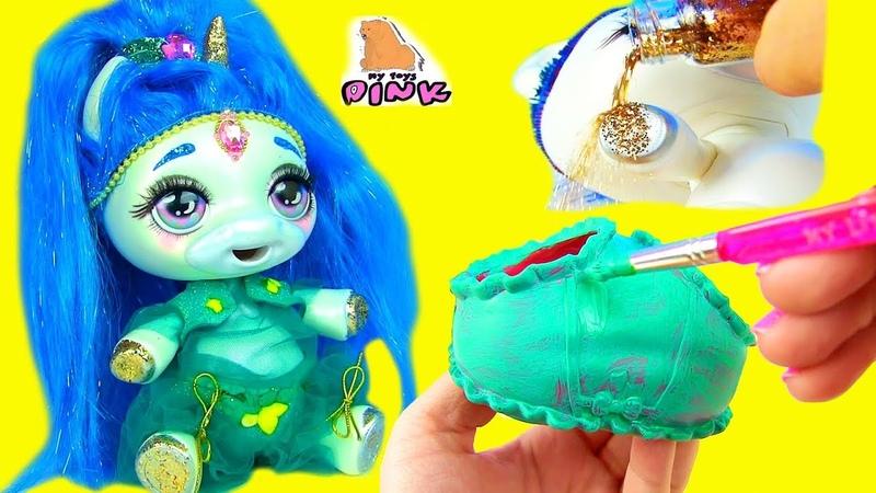 DIY Пони Единорог Джин на 2 МИЛЛИОНА Custom Baby Unicorn Poopsie Shimmer and Shine Своими Руками