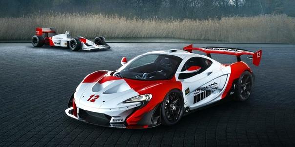 McLaren посвятил гибридный гиперкар чемпионскому болиду Айртона Сенны. Компания McLaren представила уникальную версию гибридного трекового гиперкара P1 GTR, который выполнили в стиле болида
