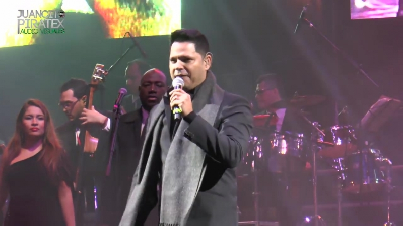 Luna Negra - Rey Ruiz - Bogota - Colombia 2016 (Live)