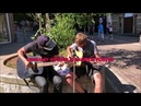 Black Keys Cover By The BRADFORD BUSKER Frankie Porter Kingsley George Sing Lonely Boy