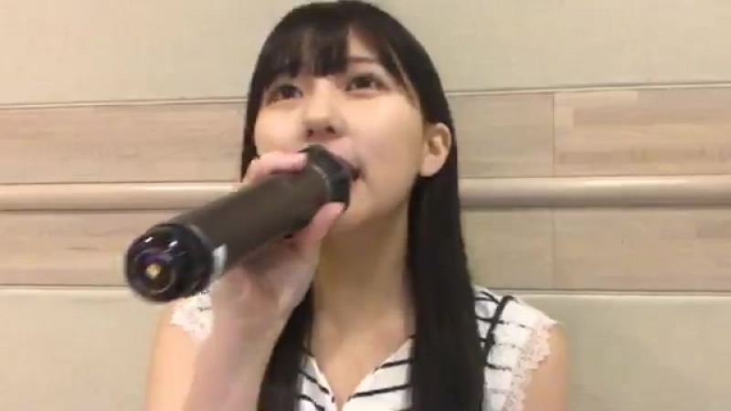 37 Tanaka Miku Sayonara no Imi HKT48 Nogizaka46