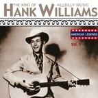 Hank Williams альбом Hank Williams Vol. 1