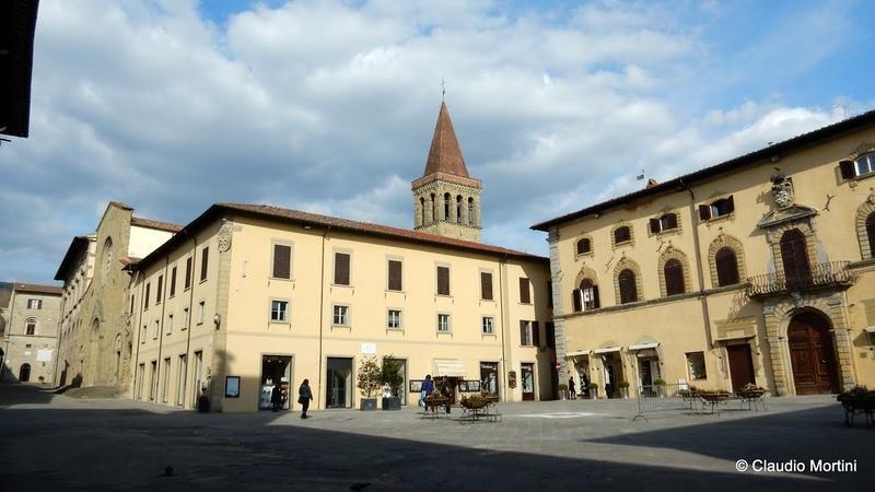 SANSEPOLCRO Il Borgo di Piero della Francesca - Tuscany - HD