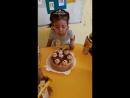 Сабикон туган кун 4 жас 2018