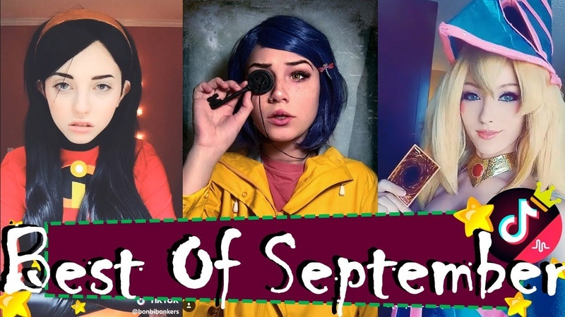 ● The Best Cosplay Makeup Costume Top Most Popular Of September 2018 Musically Tik Tok