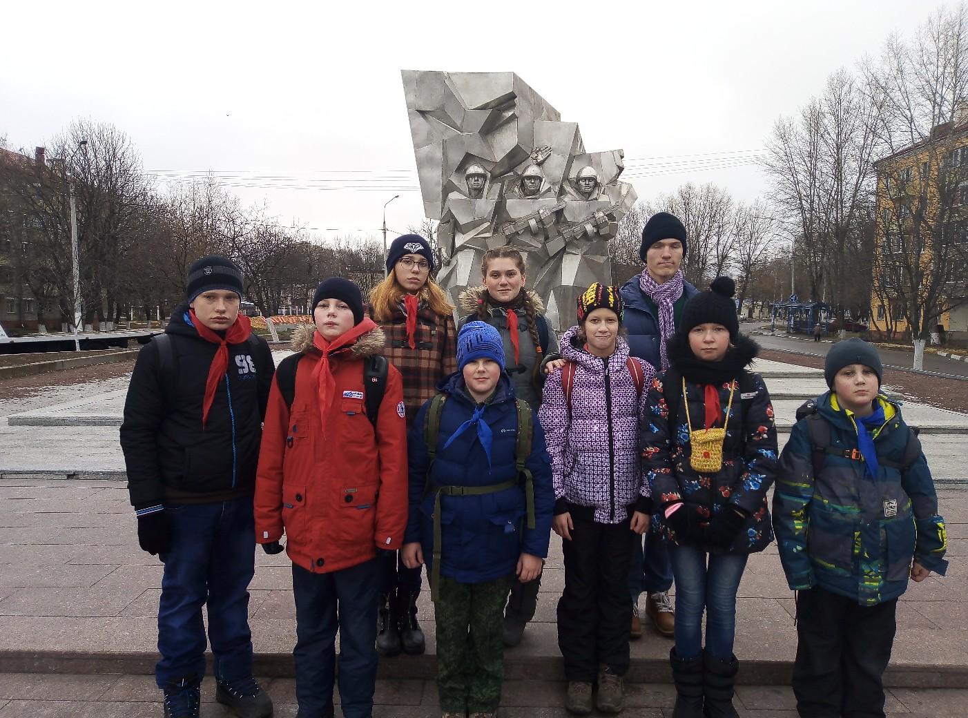 Рубежи Славы 2018. Подольск