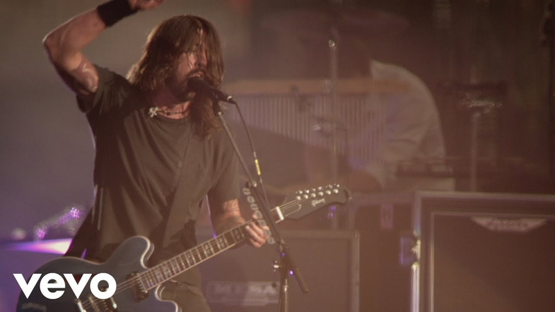 Foo Fighters - The Pretender (Live At Wembley Stadium, 2008)