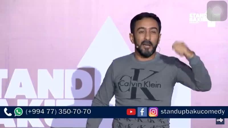 Səbuhi Bayramov (Stand UP Baku