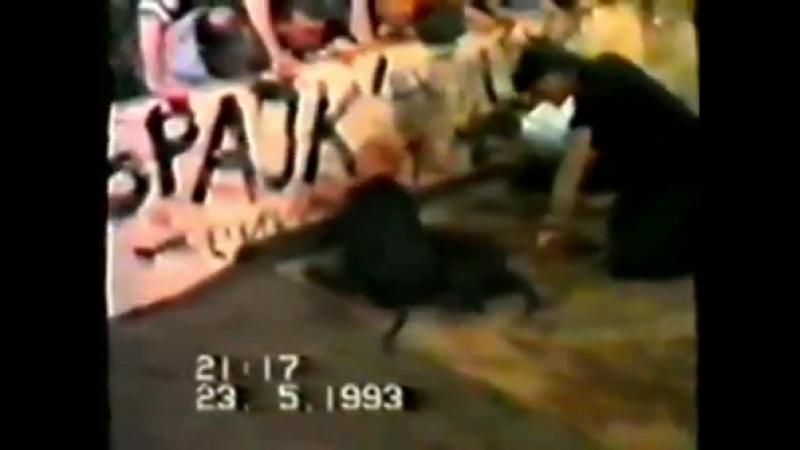 КИД-РО (CH IRON KID vs BIJELJINA BOYS RO) (23 мая 1993)