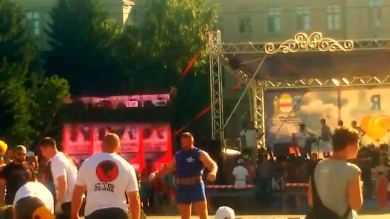 Мировой рекорд 386 кг Михаил Шевляков