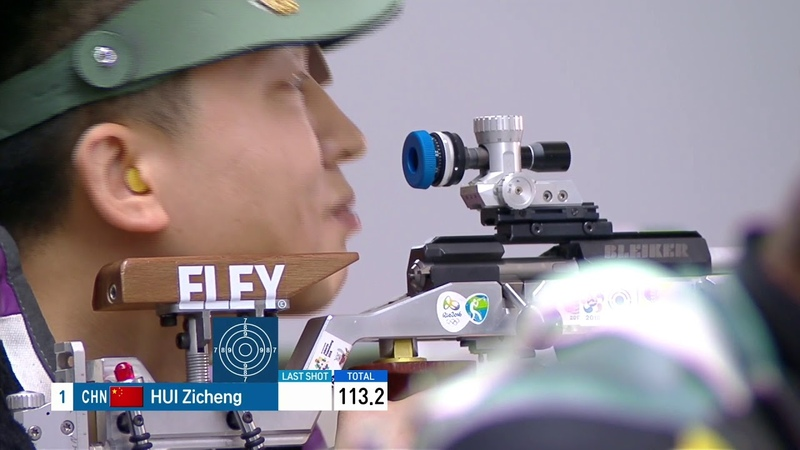 50m Rifle 3 Positions Men Final - 2018 ISSF World Championship in all events in Changwon (KOR)