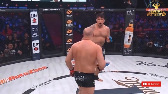 FEDOR EMELIANENKO VS FRANK MIR _ FULL FIGHT _ HD _ BELLATOR 198