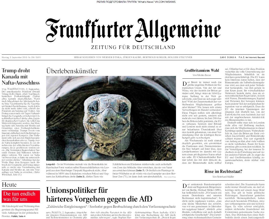 frankfurter allgemeine zeitung - 03.09.2018 pdf download free, reading