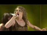 Taylor Swift - Sparks Fly &amp Mean (CMA Music Festival, 2011)