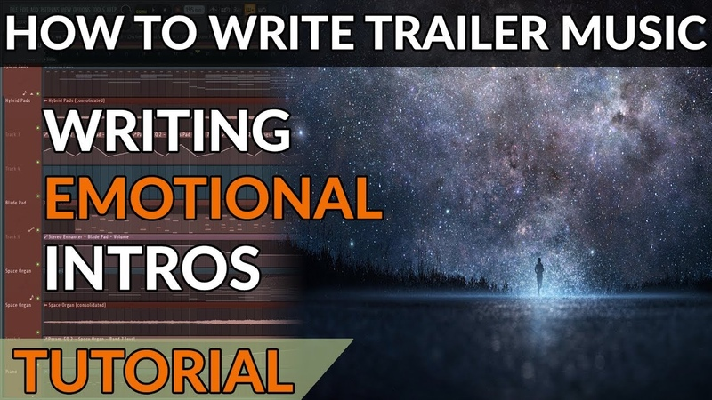 How To Write Trailer Music - Ep01 - Writing Atmospheric Emotional Intros