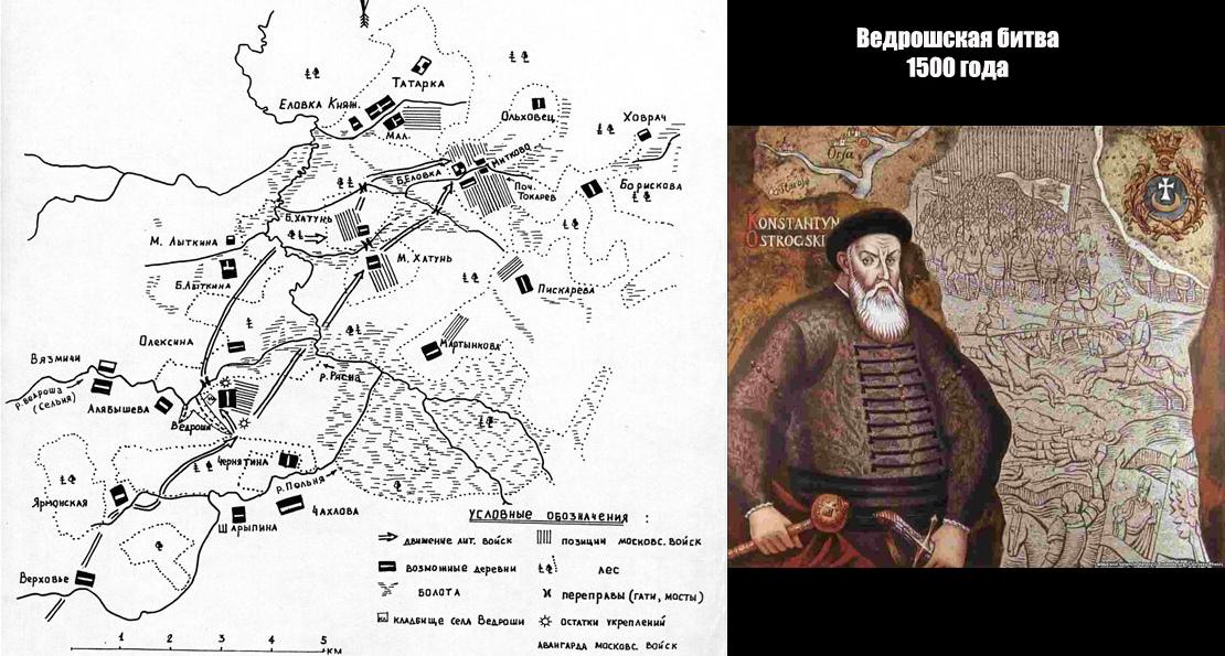 Ведрошская битва