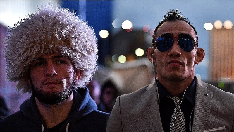 UFC 229 Khabib Nurmagomedov VS Tony Ferguson The 5th Round