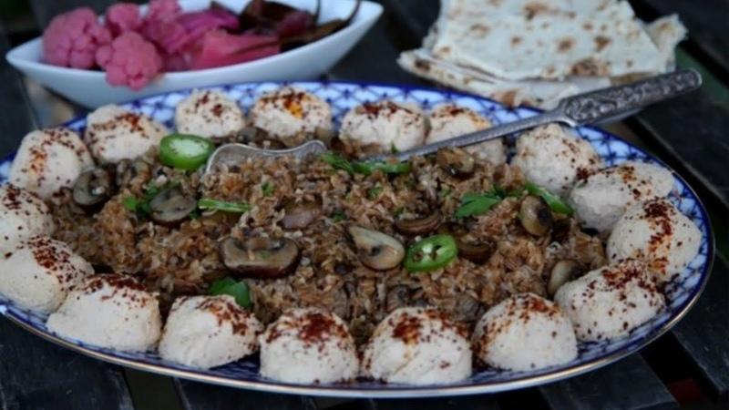 Հնդկահավի Մսով Կոլոլակ - Armenian Kofta Recipe - Հեղինե - Կրկնո1410