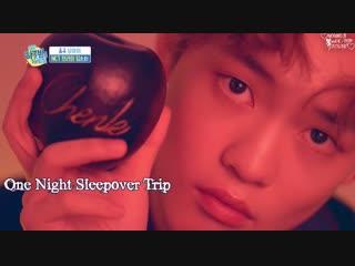 [FGS Youngji] One Night Sleepover Trip Ep.14 (Рус.суб)